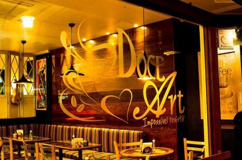 Doce Art Café - Lugares para comer em Torres