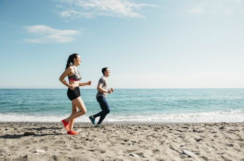 Benefícios da corrida