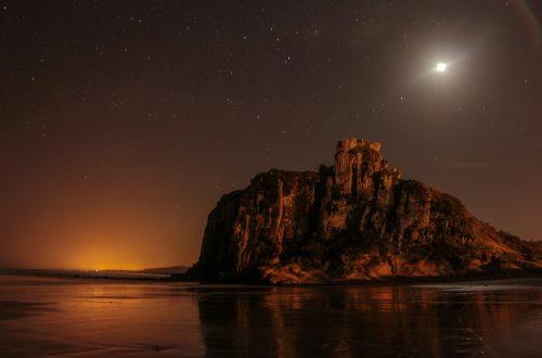 Lendas de Torres - Guarina de noite