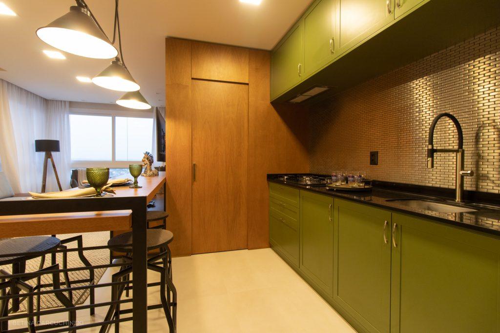 Apartamento Bellagio - Cozinha